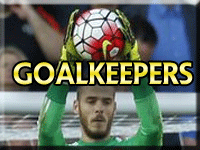 All Manchester United Goalkeepers