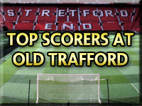 Manchester United Top Scorers @ Old Trafford