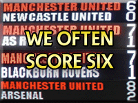 We Often Score Six but we seldom score Ten.