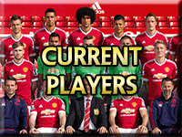 Manchester United Current Squad