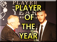 Manchester United Sir Matt Busby Player of the Year Awards
