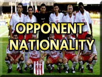 Newton Heath & Manchester United PWDLFA by Opponent Nationality